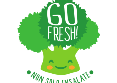 Logo restyle for Go Fresh Bologna (At D-Sign Studio)