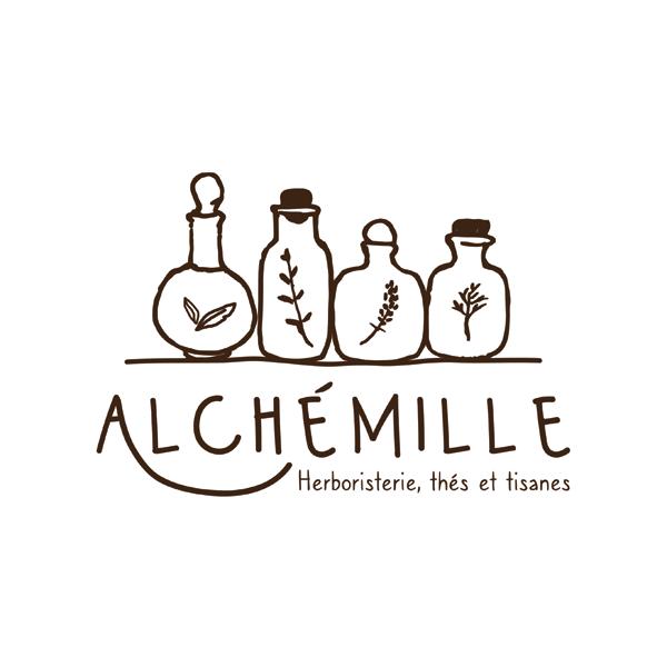logo design for herbalist