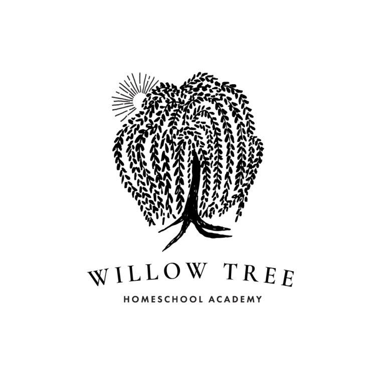 logo design willow tree
