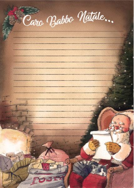 christmas children letter