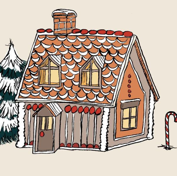 hansel gretel gingerbread house
