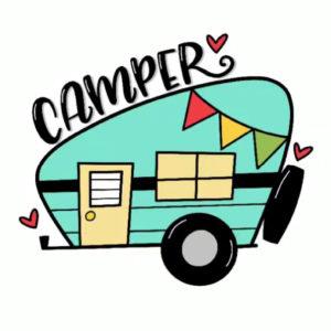 campet drawing